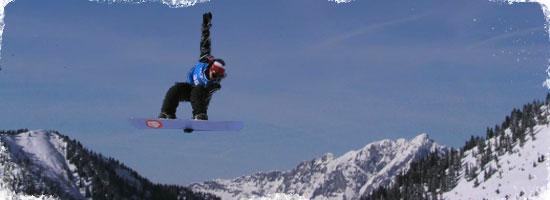 Lisa Veith Snowboard