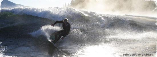 gerry schlegel riversurfing
