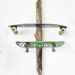 skateboard wandhalterung