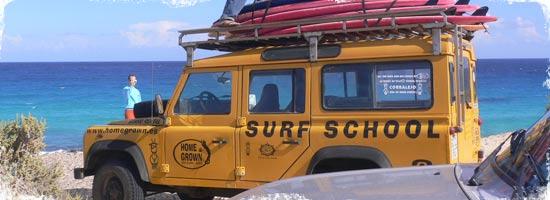 fuerteventura surfen