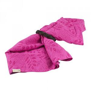 SURFHUND Wickelkleid mit Holzring: extra breit für viele Wickelarten (Safi)