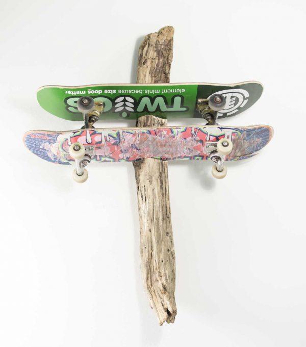 driftwood halterung für longboards