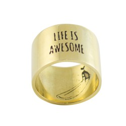 ring life is awsome