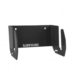 wandhalter universal schwarz longboard